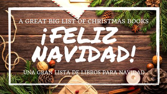 Great Big List of Christmas Spanish Books