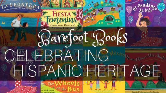 Barefoot Books to Celebrate Hispanic Heritage Month