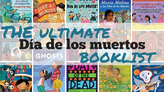 Día de los muertos Spanish Picture Book List