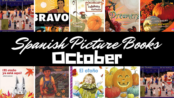 October Spanish Picture Book List